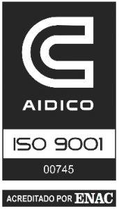 Aidico ISO 9001